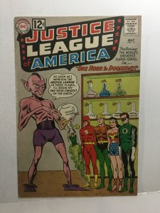 Justice League Of America 11 Vg Very Good Traced Lines DC Comics