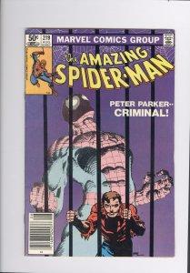 Amazing Spider-Man # 219
