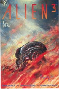 Alien 3 #1, NM + (Stock photo)
