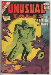 Unusual Tales #36 (Nov-62) FN/VF Mid-High-Grade