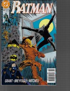 Batman #457 (DC, 1990) NM- KEY 1st Print 1st Tim Drake in New Robin Costume