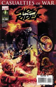 GHOST RIDER (2006 MARVEL) #10 NM- A67058