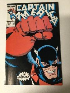 Captain America 354 Nm Near Mint First 1st John Walker As Us Agent Marvel