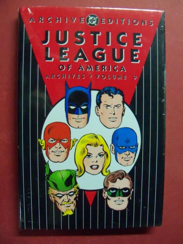 DC Archive JUSTICE LEAGUE OF AMERICA Volume 9 Factory Sealed FREE SHIPPING