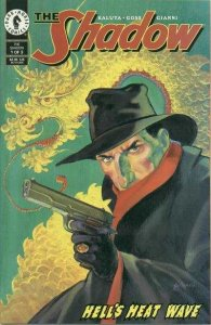 Shadow: Hell's Heat Wave #1, NM (Stock photo)