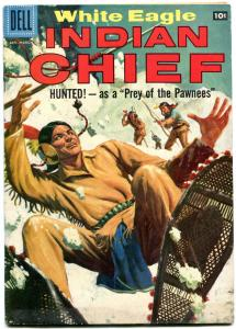 Indian Chief  #29 1958- Dell Western Silver Age FN-