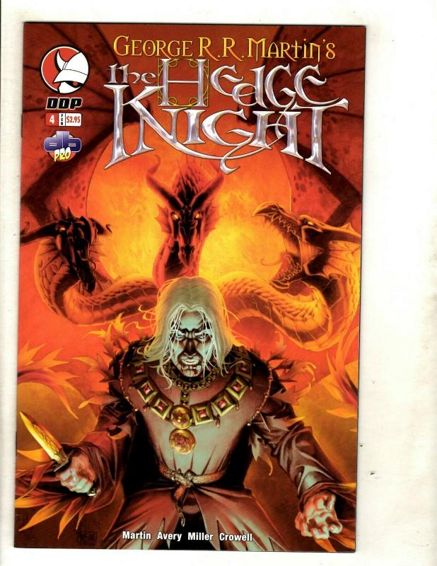 12 Hedge Knight Image Comic Books # 1 2 3 4 5 6 + 2 # 1 2 3 4 5 6 GO Thrones SM8