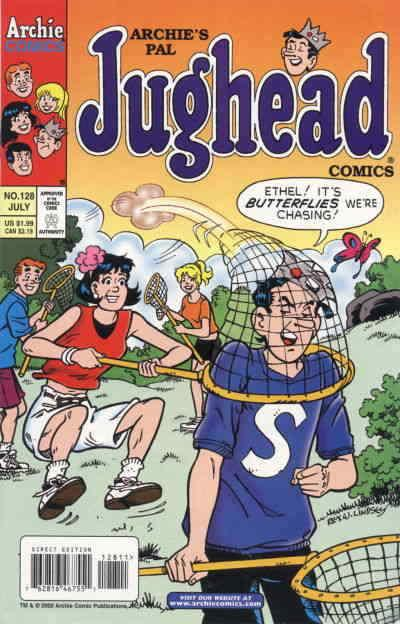 Archie's Pal Jughead Comics #128 VF/NM; Archie | save on shipping - details insi