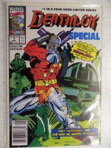 Deathlok Special #1 (1991)
