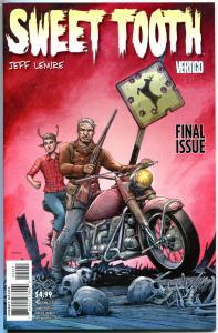 SWEET TOOTH #40, VF+, Variant, Jeff Lemire, Horror, Vertigo, 2009