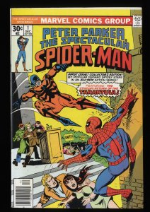 Spectacular Spider-Man #1 VF+ 8.5