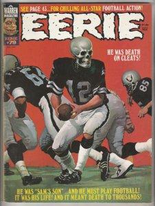 Eerie Magazine #79 (Nov-76) NM- High-Grade