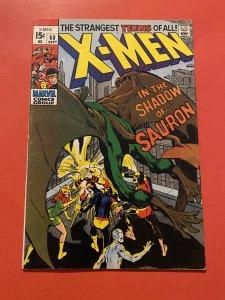 The X-Men #60 (1969)Neal Adams / Sauron