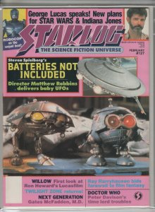 STARLOG MAGAZINE #127 NM- A04954