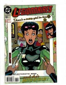 Legionnaires #13 (1994) DC Comic Superman Flash OF7