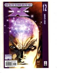 8 Ultimate X-Men Marvel Comic Books # 12 13 14 15 16 17 18 19 Wolverine CR53