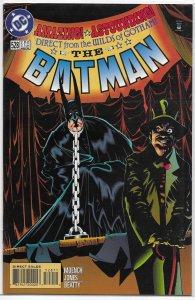 Batman   vol. 1   #528 FN Moench/Kelley Jones, Mad Hatter