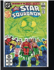 All-Star Squadron #19 (DC, 1983) NM-