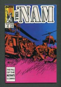 The Nam #13   /  9.2 NM-  /   December 1987