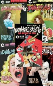 NOWHERESVILLE DEATH BY STARLIGHT (1995 CL) 1-4, 1-Shot