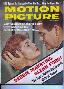 Motion Picture-Glenn Ford-Debbie Reynolds-Robert Mitchum-Nov-1959