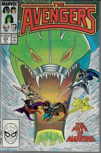 Avengers #293 (Marvel, 1988) NM