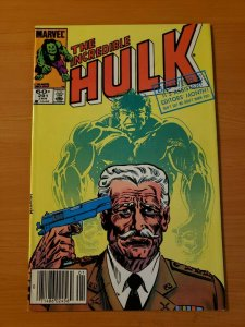 The Incredible Hulk #291 Newsstand Edition ~ NEAR MINT NM ~ (1984, Marvel)