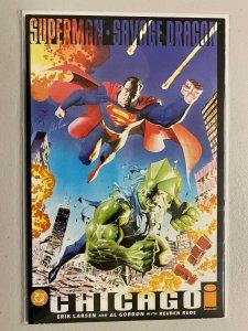 Superman and Savage Dragon Chicago #1 DC Image 8.0 VF (2002)
