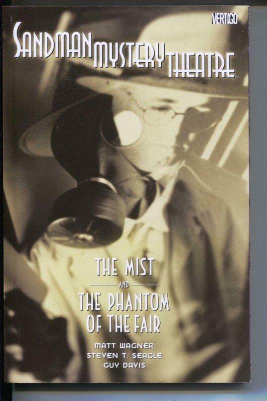 Sandman Mystery Theatre: The Mist And The Phantom Of The Fair-TPB-trade