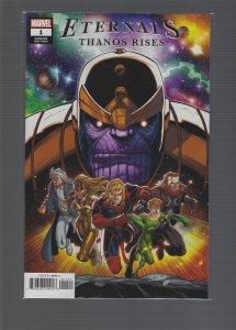 Eternals: Thanos Rises #1 Variant