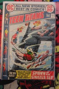 Teen Titans 40 FN
