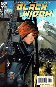 Black Widow #5 (2004) NM+
