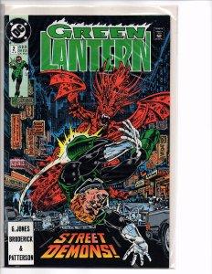 DC Comics Green Lantern #2 Hal Jordan; Guy Gardner; John Stewart Pat Broderick