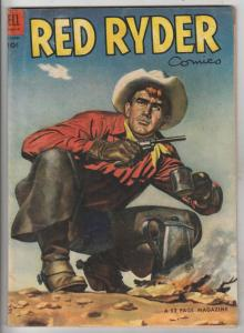 Red Ryder Comics #125 (Dec-53) VG/FN Mid-Grade Red Ryder