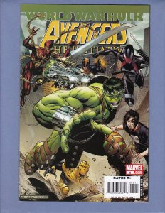 Avengers Initiative #5 VF Hulk Marvel 2007