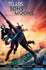 Tellos: Sons & Moons #1, NM (Stock photo)