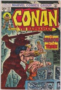 Conan the Barbarian #31 (1973)