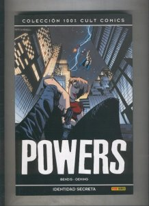 100% Cult Comics: Powers: Identidad secreta