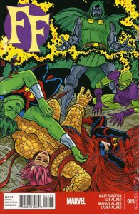 FF (2nd Series) #15 VF/NM; Marvel   save on shipping - details inside