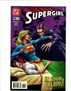 12 Supergirl DC Comics # 13 14 15 16 17 18 19 20 21 22 23 24 GK22