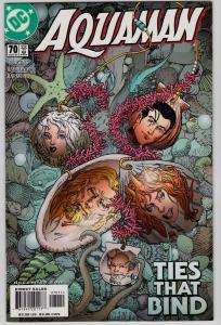 Aquaman #28 (4th Series, 2003)   9.0 VF/NM