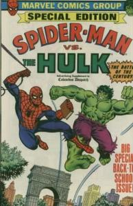 Amazing Spider-Man vs. The Hulk (Supplement to the Columbus Dispatch) #1, Fin...