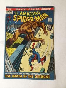 Amazing Spider-Man 110 5.0 Very Good/Fine VG/FN