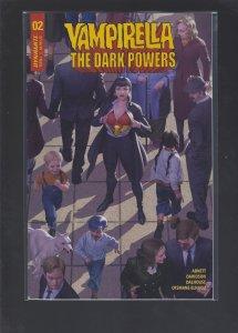 Vampirella Dark Powers #2 Cover D