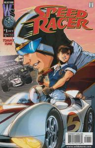 Speed Racer (2nd Series) #1 VF/NM; WildStorm   save on shipping - details inside