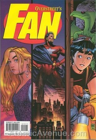Overstreet's Fan #15A VF/NM; Gemstone | save on shipping - details inside