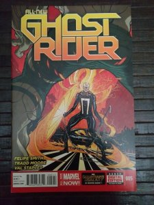 Marvel Comics All-New Ghost Rider Issue #5 Robbie Reyes (2014)