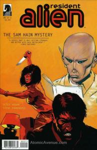 Resident Alien: The Sam Hain Mystery #2 VF/NM; Dark Horse | save on shipping - d
