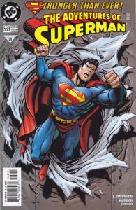 Adventures of Superman #568