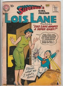 Lois Lane, Superman's Girlfriend  #3 (Aug-58) GD- Affordable-Grade Superman, ...